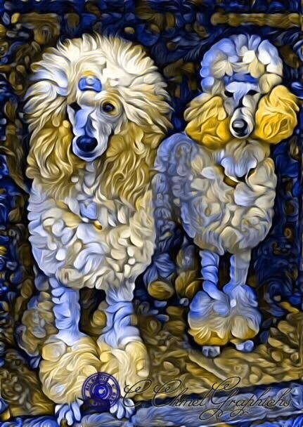 That Poodle Love Sigma Gamma Rho Pretty Poodles Greek Artwork
