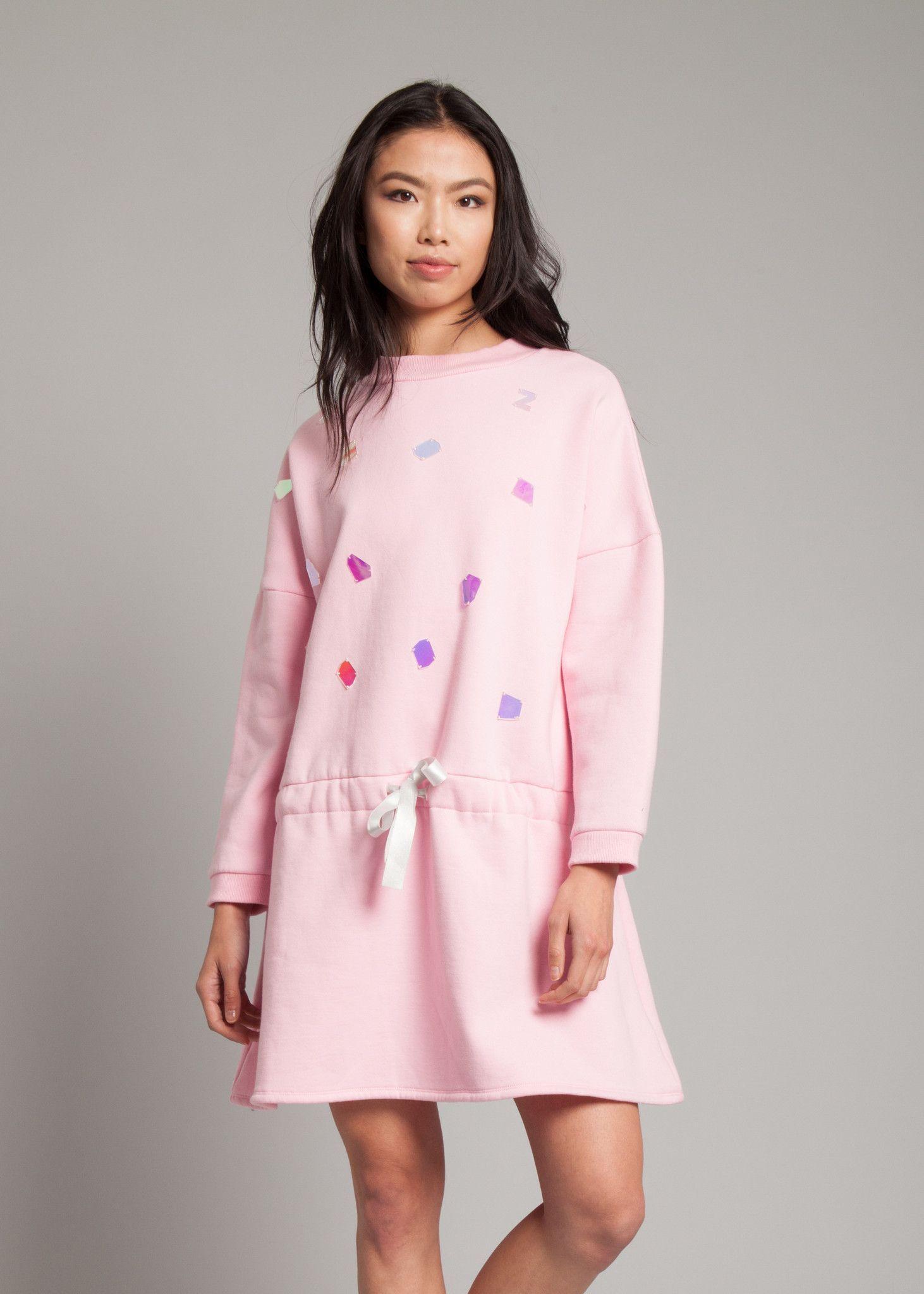 Zee Dress in Pink