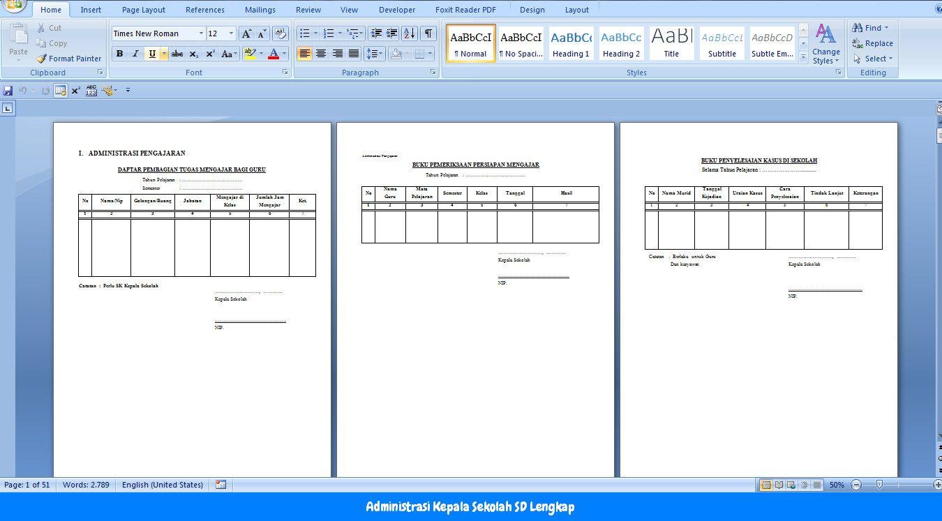 Pin On Dokumen Dan Aplikasi Xlsx Pendidikan