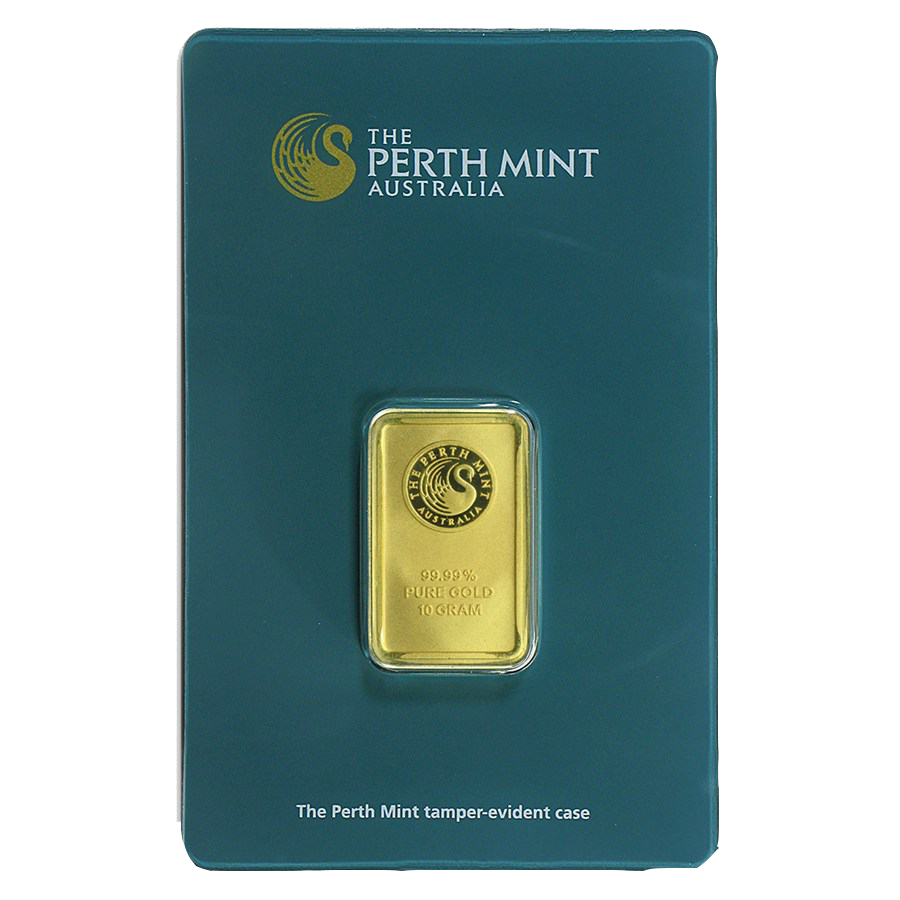 Perth Mint 10g Gold Bar Gold Bar Gold Bars For Sale Mint Gold