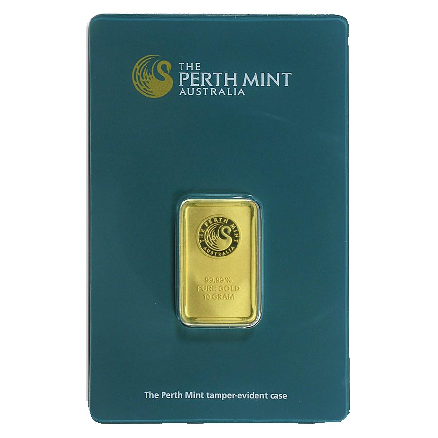 Perth Mint 10g Gold Bar Gold Bar Gold Bars For Sale Mint Gold