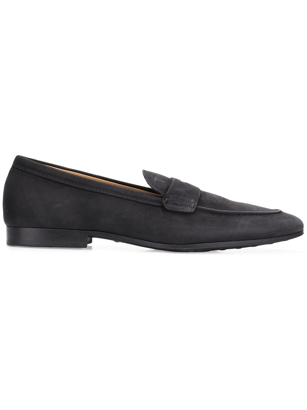 ab2d8b4f0fd TOD S TOD S GOMMINO DRIVING LOAFERS - BLACK.  tods  shoes