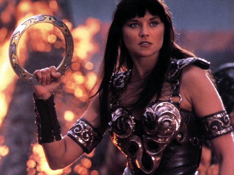 xena warrior princess | Xena Warrior Princess - The Chaos Vault