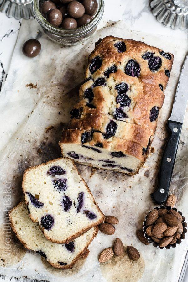 earl grey concord grape and pear bread