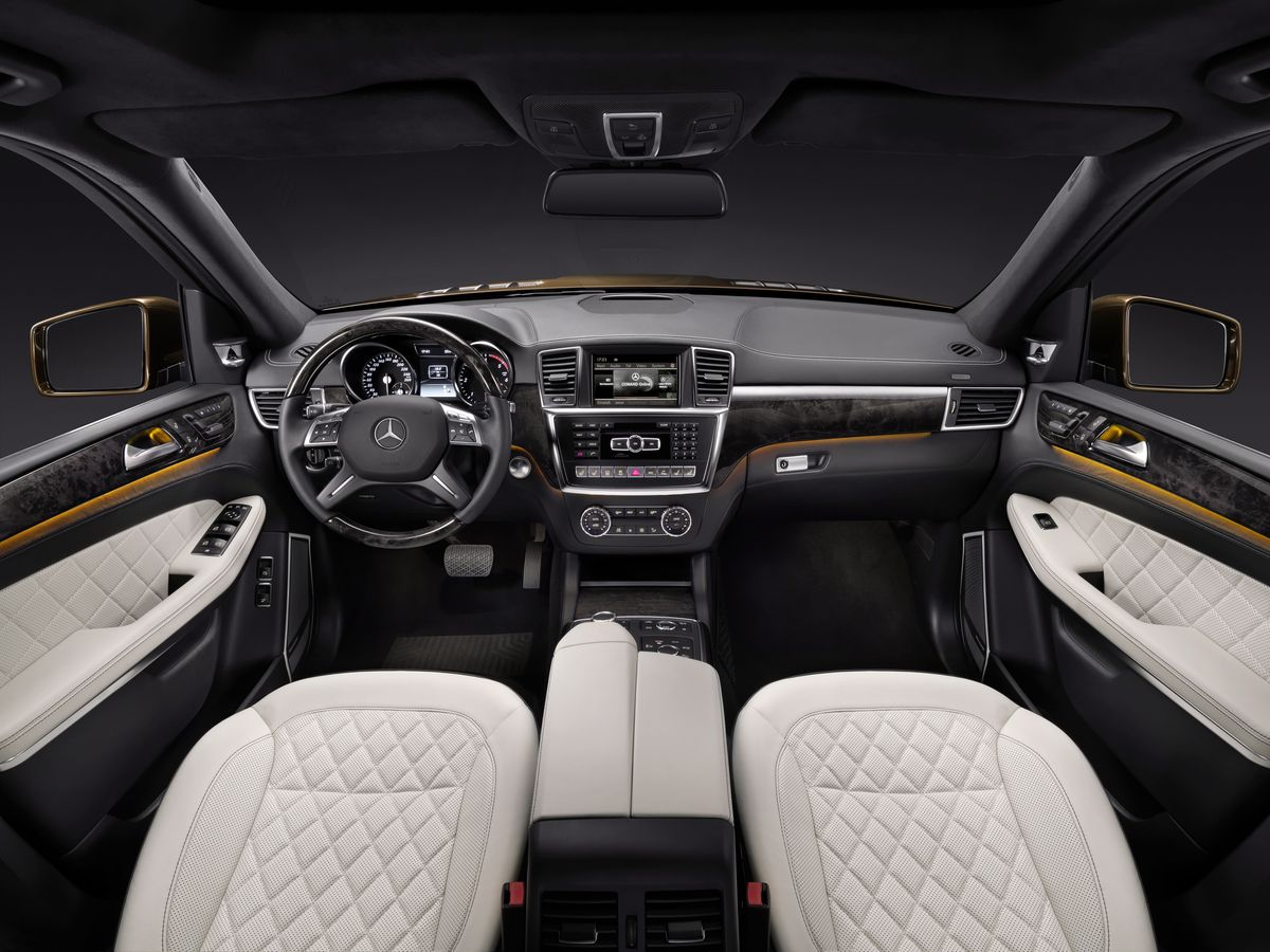 Mercedes Benz  Gl Owners Manual