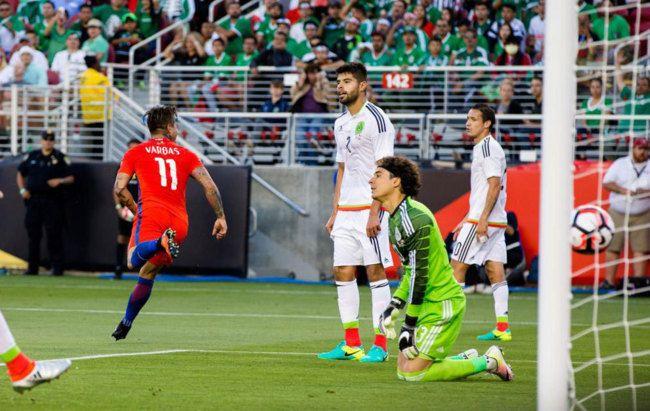 Mexico Vs Chile Resumen Goles Y Resultado Marca Com Copa America Mexico Vs Chile Goles