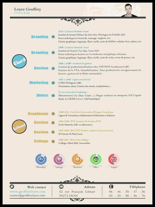 Resume Curriculo De Designer Grafico Design De Curriculo Criativo Curriculo Criativo
