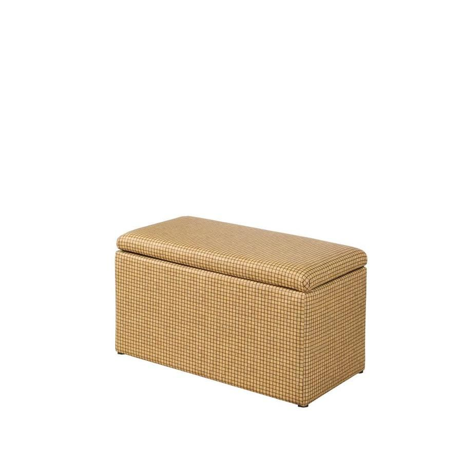 Ore International Modern Yellow Marble Faux Leather Storage Ottoman Hb4796 Yellow Marble Ottoman Storage Ottoman Bench