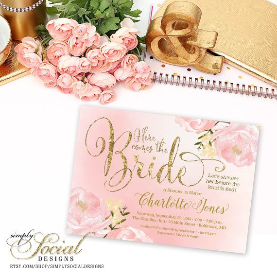 Romantic garden peonie flowers blush pink and gold foil bridal romantic garden peonie flowers blush pink and gold foil bridal shower invitation printable bridal shower pinterest shower invitations bridal showers filmwisefo Choice Image