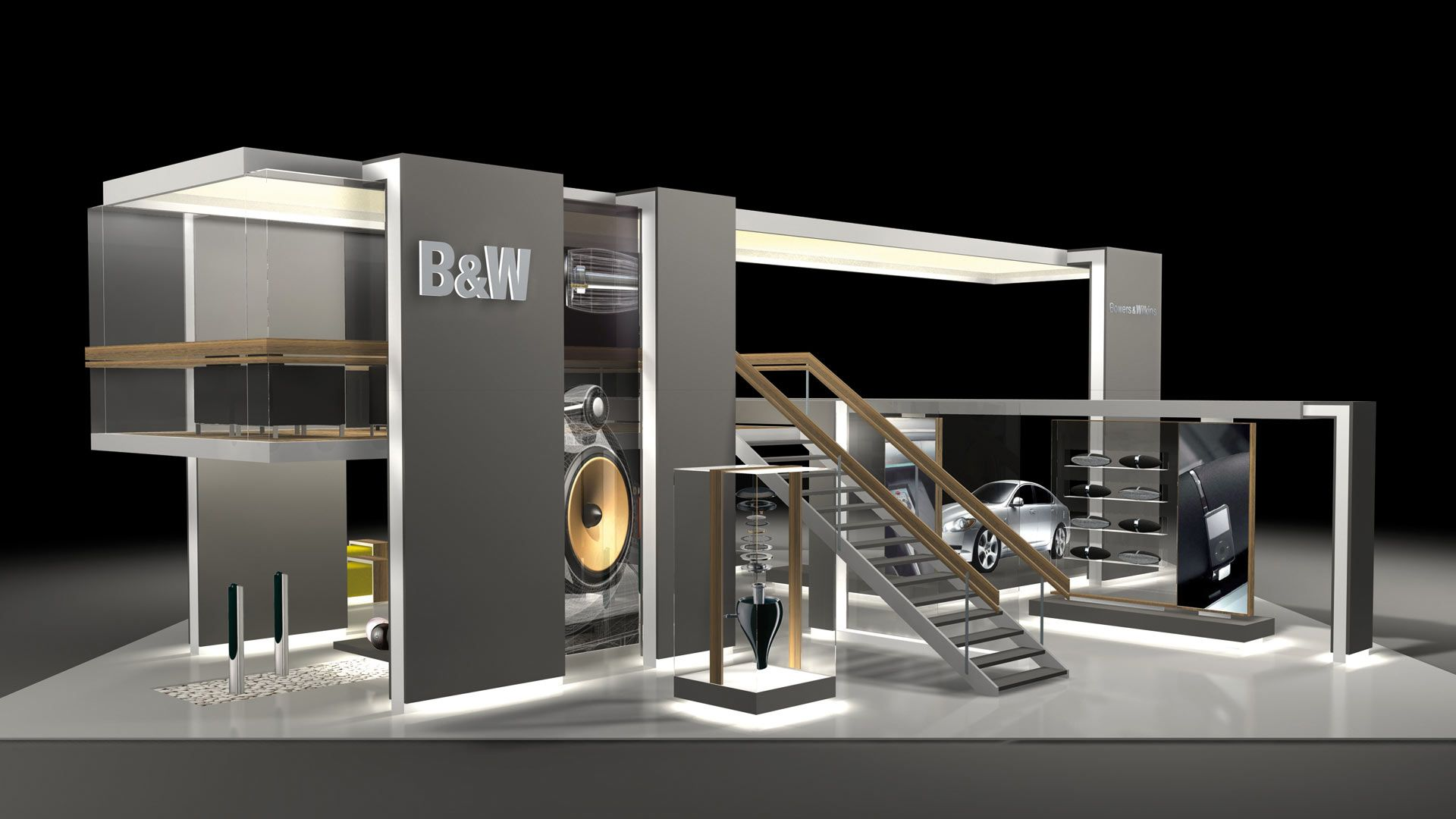 D Exhibition : Exhibition stand design google da ara denenecek