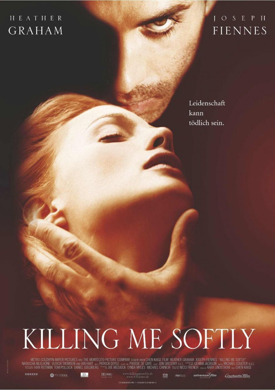 Killing Me Softly with Heather Graham, Joseph Fiennes and Natasha