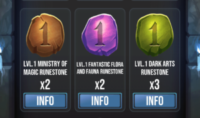 Brilliant Event Runestones Did You Enjoy The Wizards Unite Brilliant Event Check Out Our Thoughts On T Hogwarts Mystery Harry Potter Games Superhero Stories