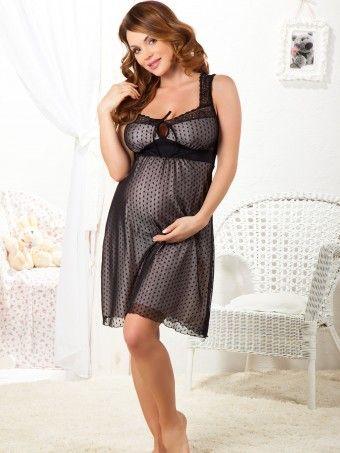 chemise de nuit grossesse et allaitement pas cher. Black Bedroom Furniture Sets. Home Design Ideas