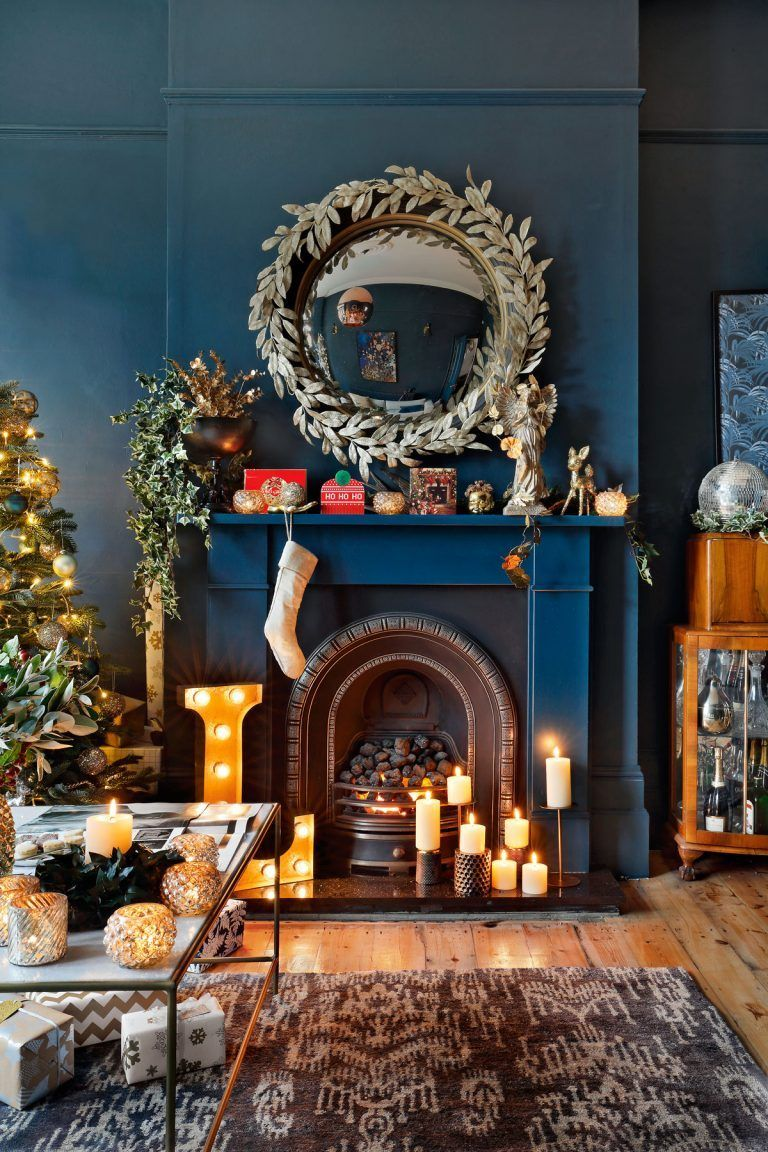 Christmas Home In London Photos By Alexander James Home Styling
