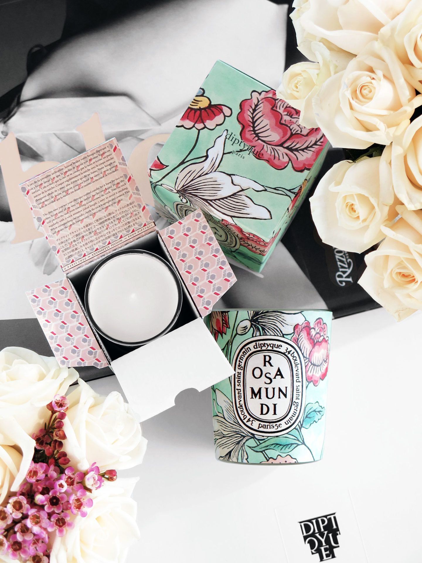 Coloring Spring Diptyque Trend