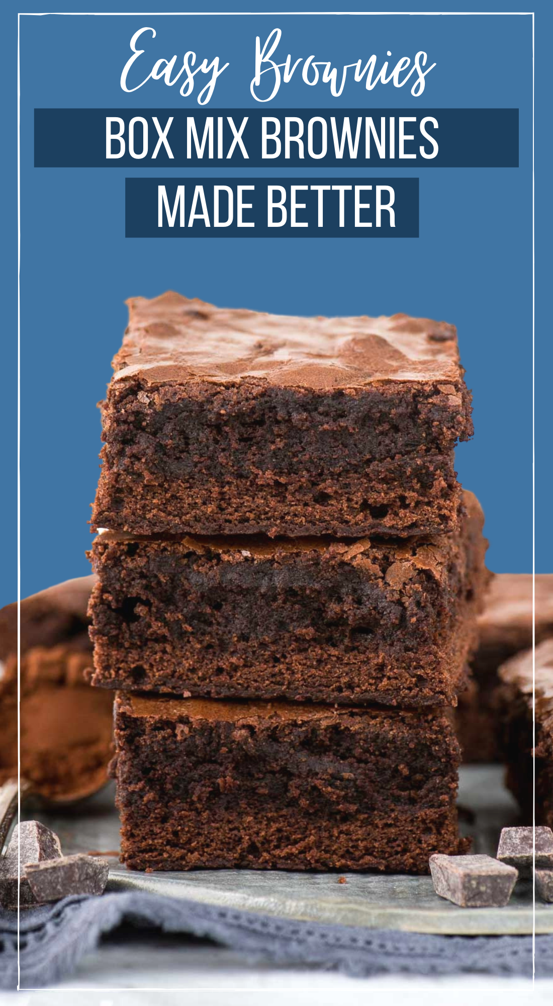 Easy Brownies From A Box In 2020 Dessert Recipes Easy Easy Gluten Free Desserts Brownies Recipe Easy