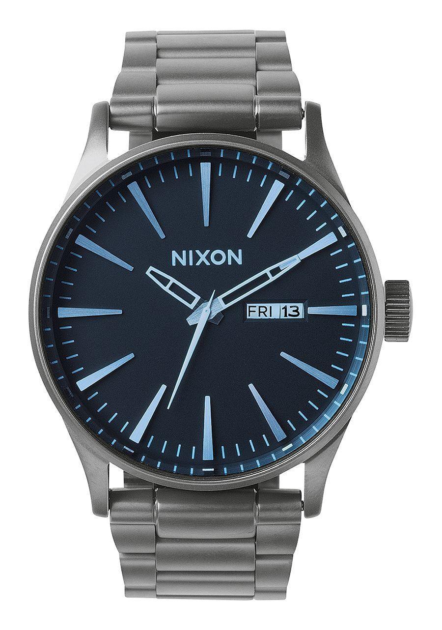 dc7671e2fdb Nixon Watch Sentry SS 42mm | Watch for me | Dezeen watch store ...
