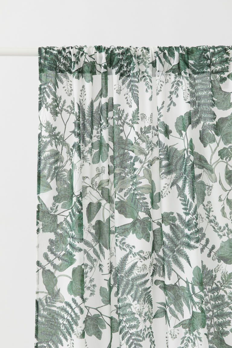 2 Pack Printed Curtain Panels Curtains Printed Curtains Panel Curtains