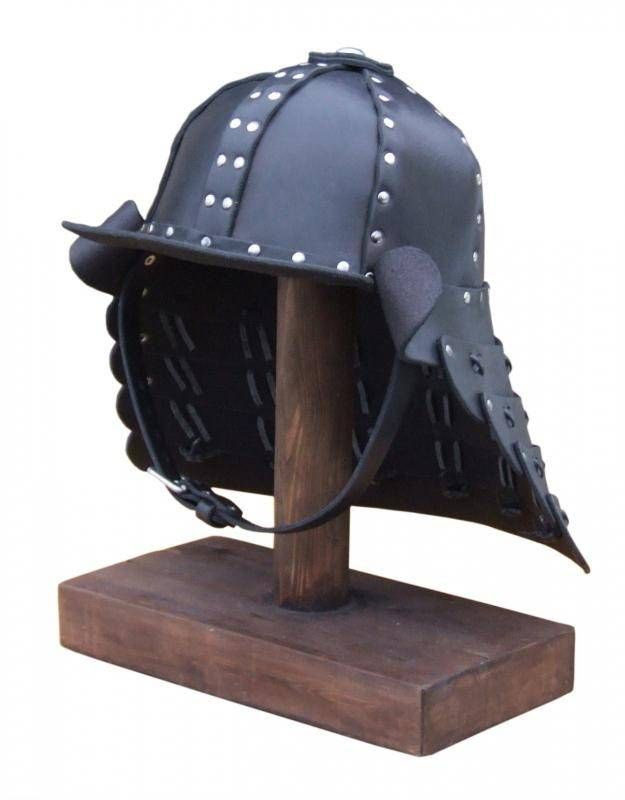 Leather samurai helmet  sc 1 st  Pinterest & Leather samurai helmet | Samurai helmet Samurai and Helmets