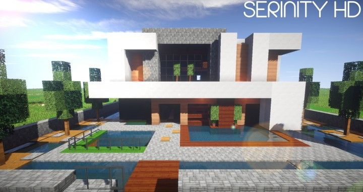 The Serinity HD resource pack was designed specifically to work