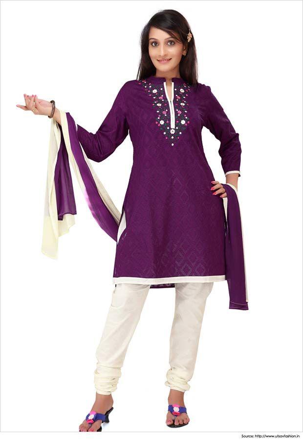 cotton churidar neck designs with collar wwwpixshark