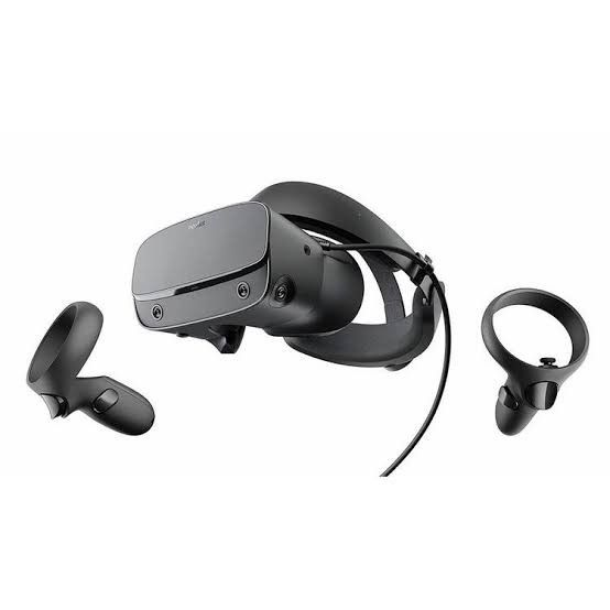 Oculus Rift S Pc Powered Vr Gaming Headset In 2020 Virtual Reality Headset Oculus Vr Vr Headset