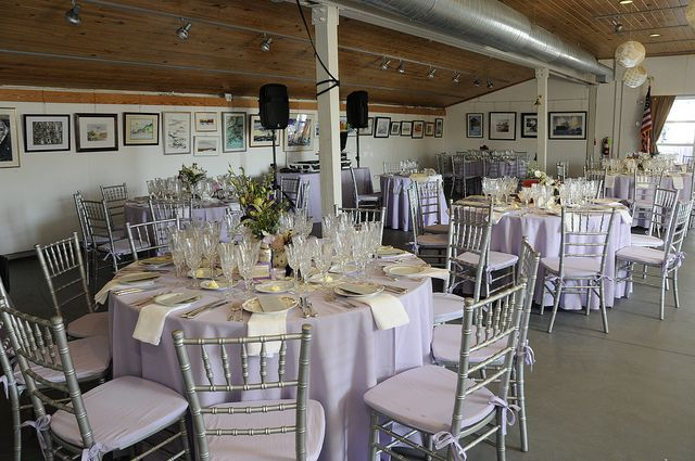 Annapolis Maritime Museum Inside Where The Reception Will Be