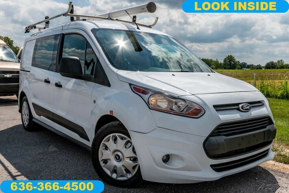 2014 Ford Transit Connect Cargo Van Lwb Xlt In 2020 Ford Transit