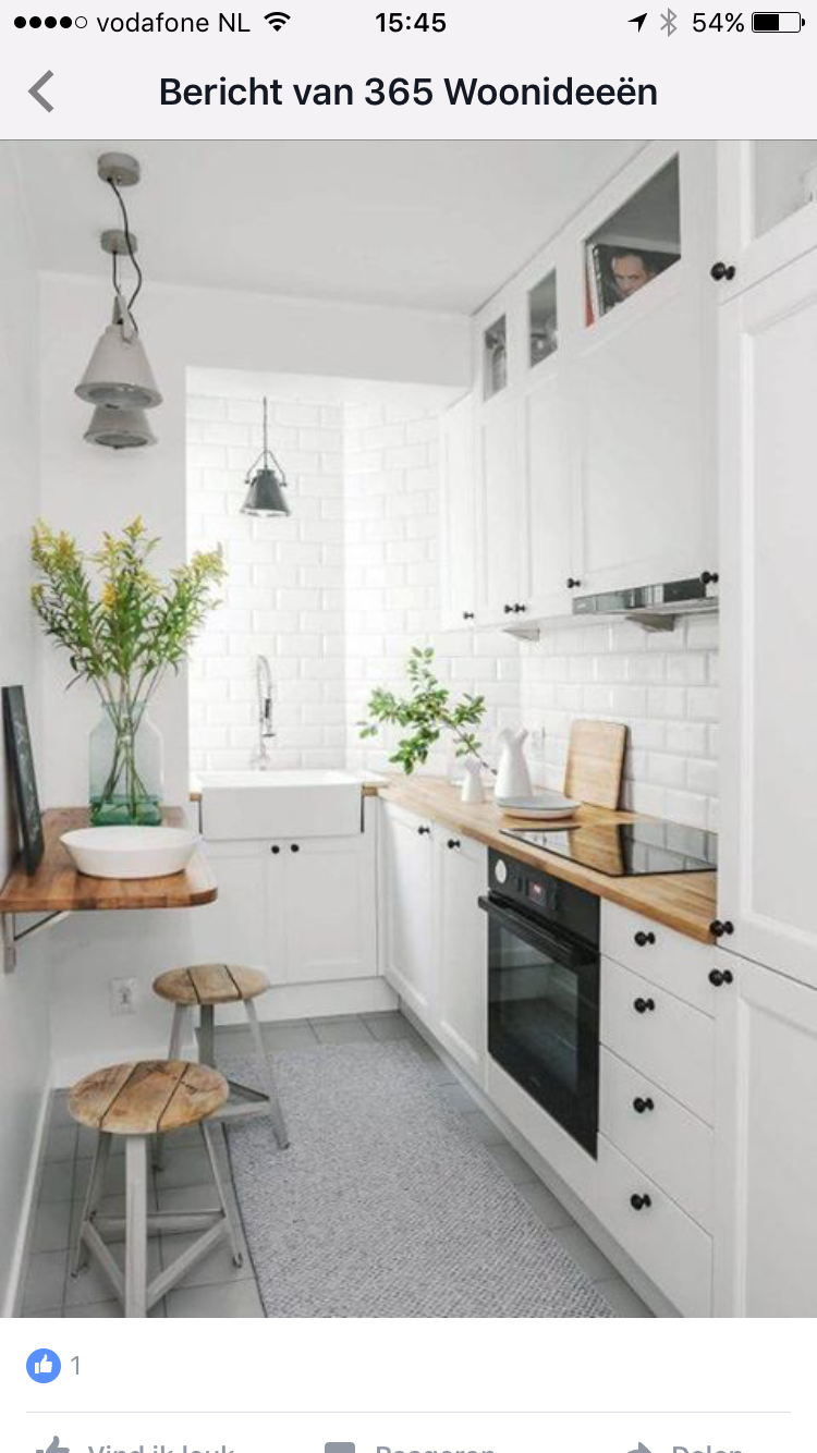 Pin de The Gourmet Family en Mini Kitchens With Style | Pinterest ...