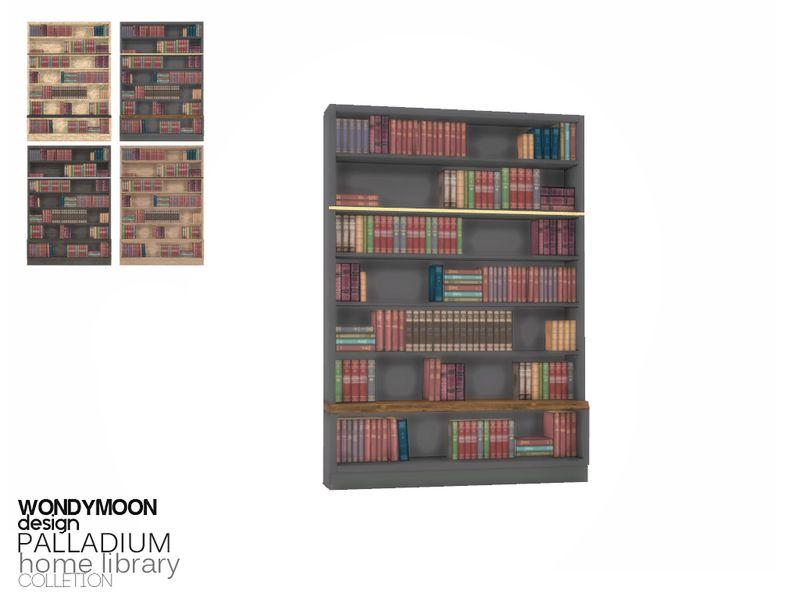 Palladium Home Library