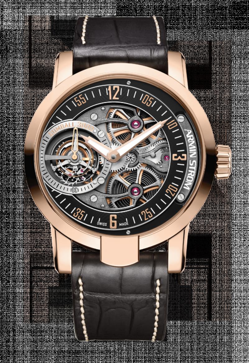 Мужские часы Armin Strom RG15-GB.90 Gumball 3000 Tourbillon