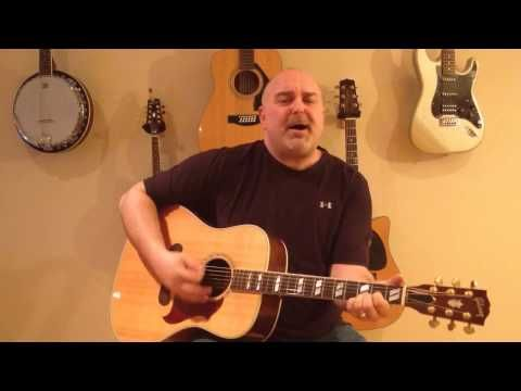 How To Play Free Fallin Tom Petty Cover Easy 3 Chord Tune