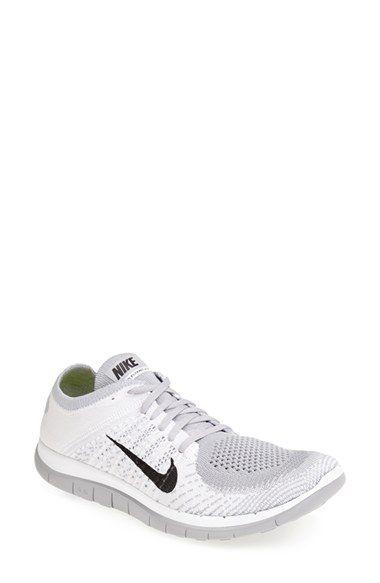 online store 653ff 01d77 Nike  Free Flyknit 4.0  Running Shoe (Women)   Nordstrom