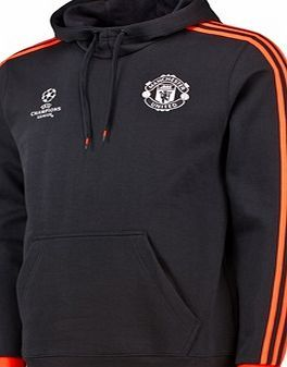 23ea41cd6f3 Adidas Manchester United UCL Training Hooded Sweatshirt Manchester United  UCL Training Hooded Sweatshirt - Black Cheer