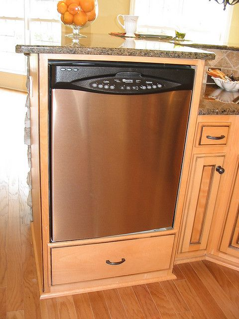 Raised Dishwasher Kitchen Dishwasher Outdoor Kitchen Appliances Dishwasher Cabinet