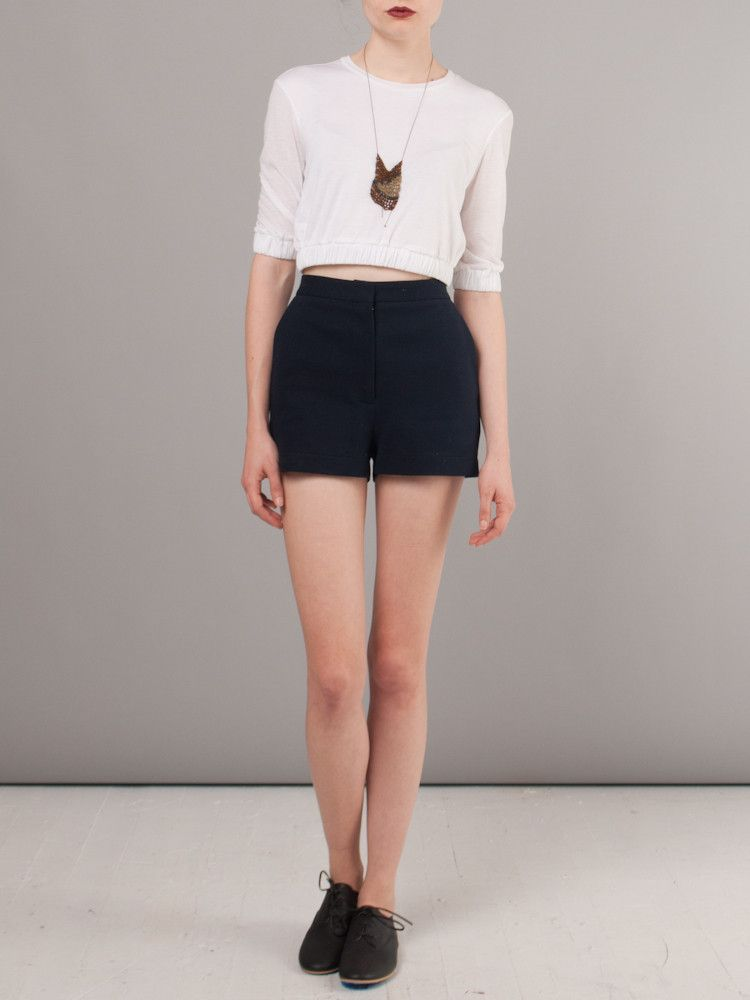 Frances May - Suzanne Rae Cropped Sweater