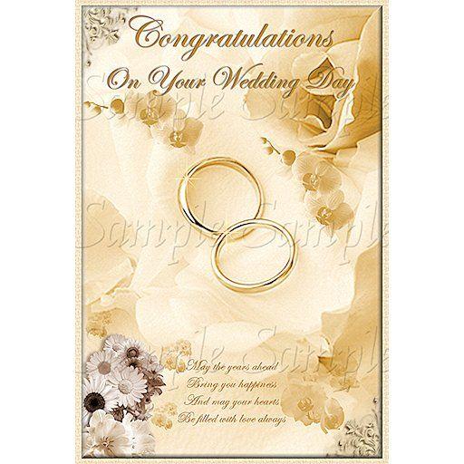 greeting card wedding