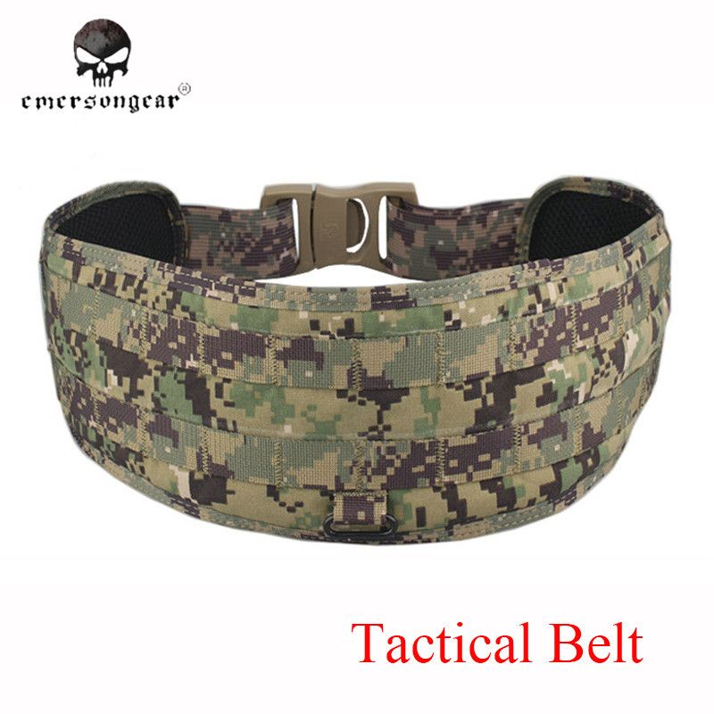 Tactical Waist Belt LBT1647B Style Molle Airsoft Painball Wargame Multicam Hunting Accessory Adjustable Combat Military Belts