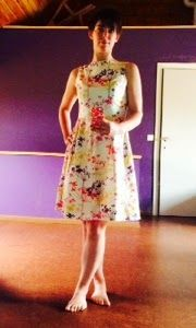 Madame Crea: June-jurk van La Maison Victor - uitleg beleg