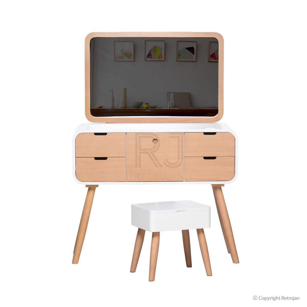 Dressing Table Australia Polly Dressing Table Scandinavian Table Storage Solutions