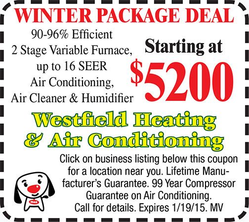 Free Online Coupons From Maxvalues Heating And Air Conditioning