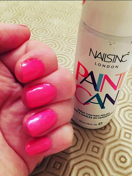 Paint Can in Pink