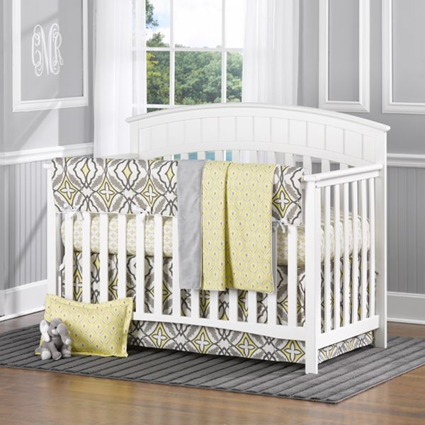 Have you checked out the newest addition to our vendor guide? Liz and Roo's bumperless crib sets have us swooning