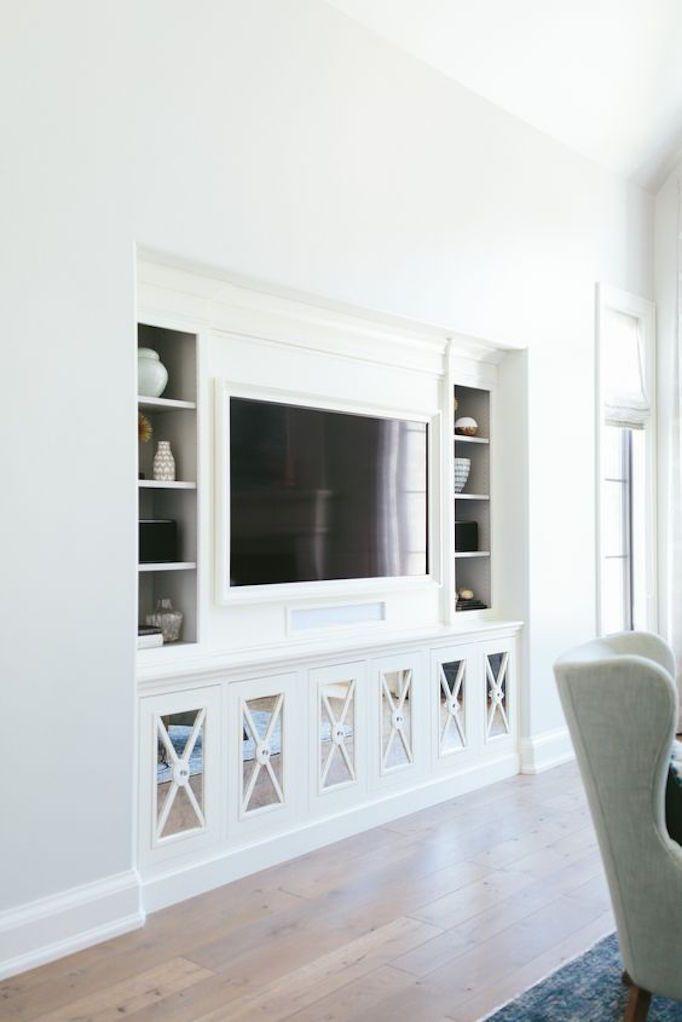 10 Ideas For Media Wall Built Insbecki Owens Living Room Built Ins Living Room Nook Built In Tv Cabinet