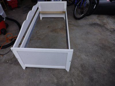 Nice Nice Toddler Bed~REDUCED~ | Furniture For Sale On Lejeune Bookoo!