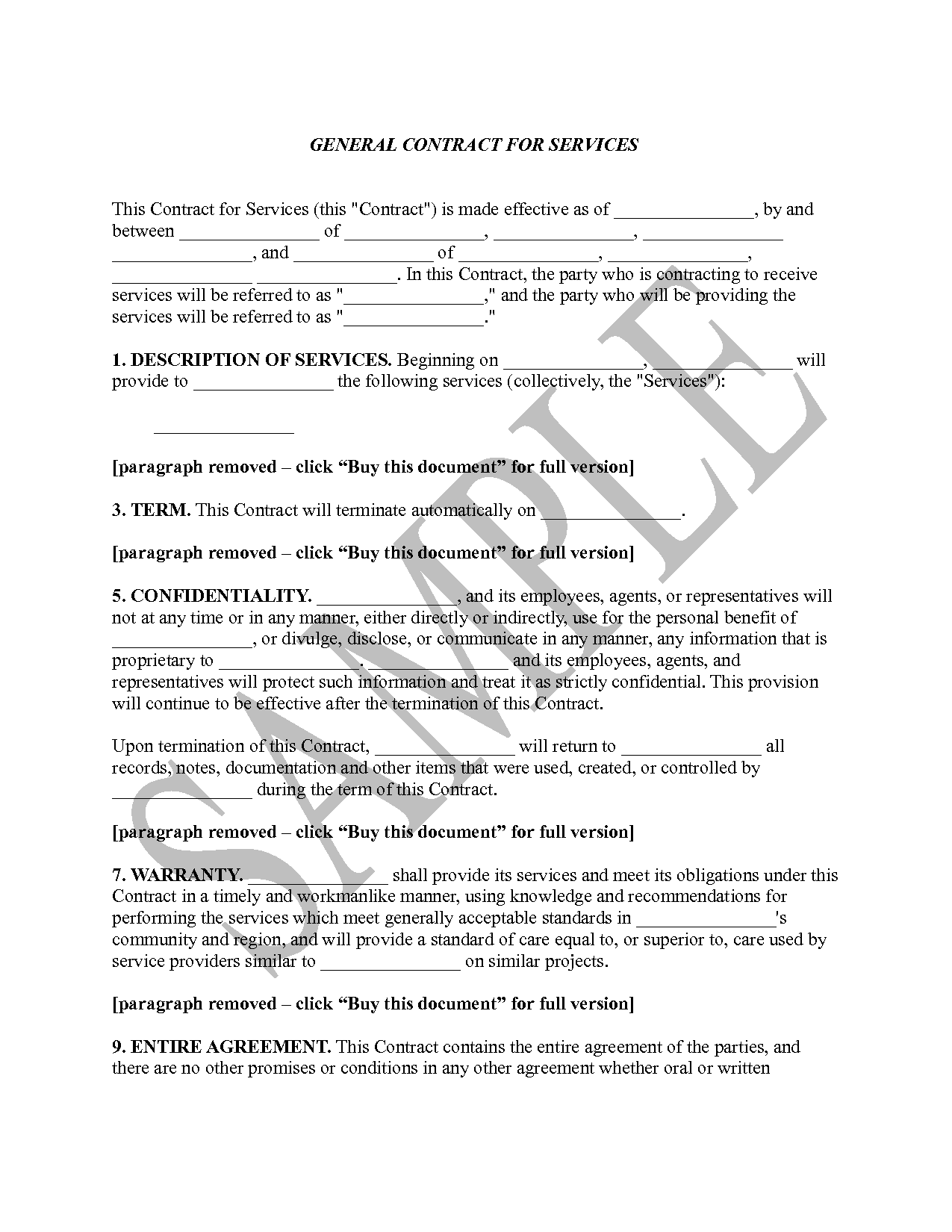General-Contract-for-Services by aliasghar1984 - general contract ...