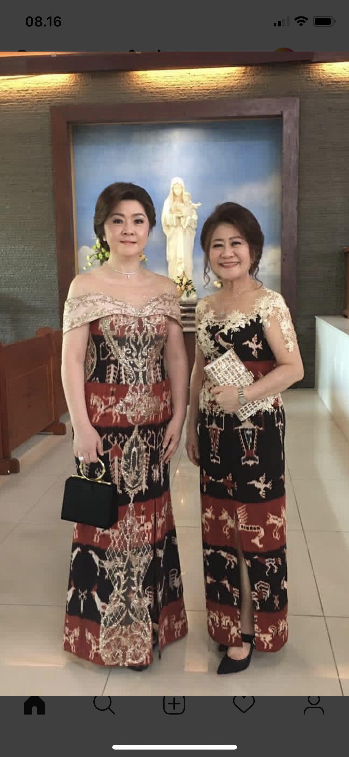 Baju Dress Pakaian Di 2019 Gaun Renda Gaya Busana Dan Gaun Malam