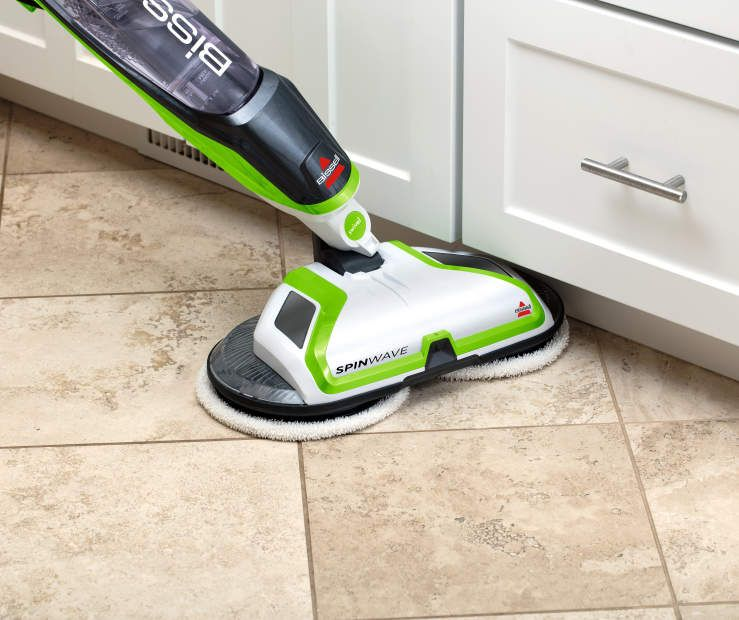 Bissell Spinwave Hard Floor Wet Mop Big Lots Wet Mops Hard Floor Floor Cleaner