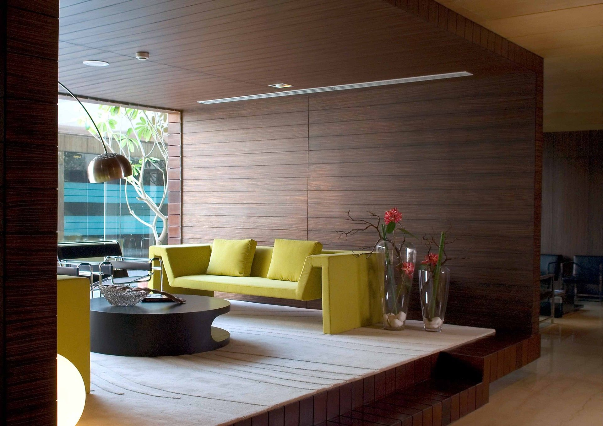 Jindal Pipes Corporate Office Interior architecture