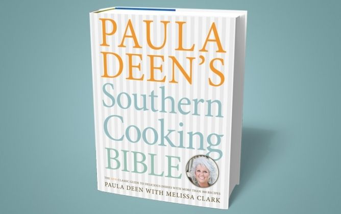 Paula deens southern cooking bible brand new love a good paula deens southern cooking bible brand new forumfinder Gallery